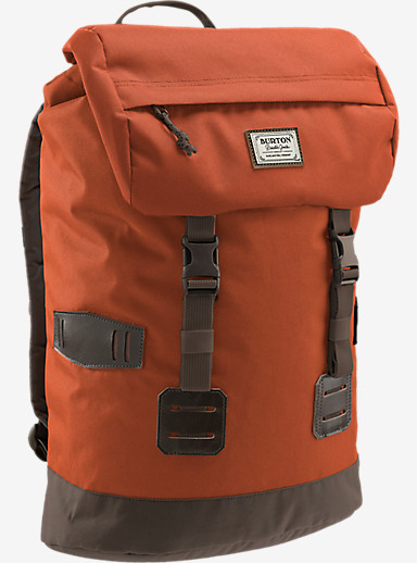 Burton Tinder Backpack shown in Burnt Ochre [bluesign® Approved]