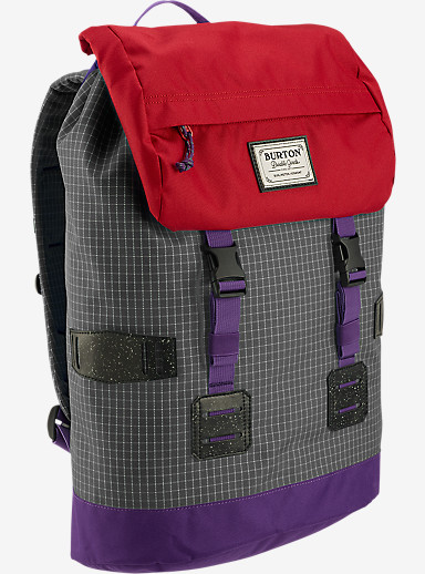 Burton Tinder Backpack shown in Faded Ripstop [bluesign® Approved]