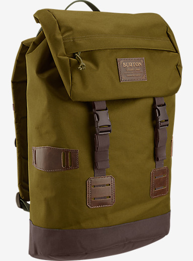 Burton Tinder Backpack shown in Fir Twill