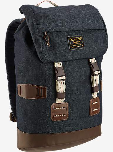 Burton Tinder Backpack shown in Denim