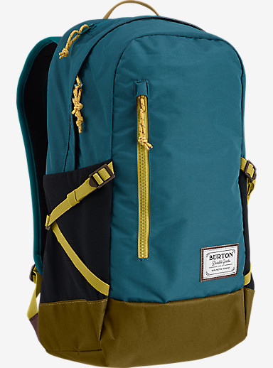 Burton Prospect Backpack shown in Dark Tide Twill