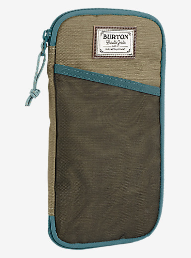Burton Co-Pilot Travel Case shown in Rucksack Slub