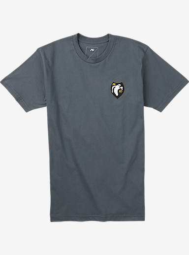 Analog Ghost Army Short Sleeve T Shirt shown in Faded