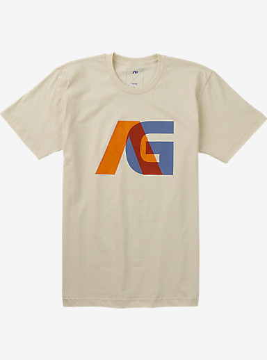Analog Overlay Short Sleeve T Shirt shown in Vellum