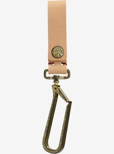 Burton Carabineer Keychain shown in Natural