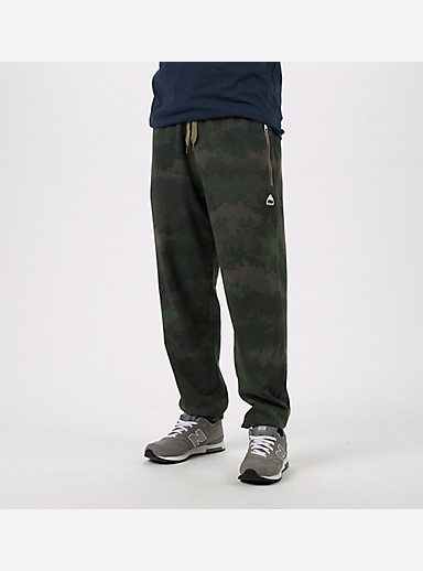 Burton Apres Pant shown in Oil Camo
