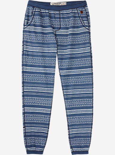 Burton Ambrose Sweatpant shown in Indigo Yarny