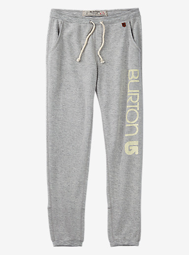 Burton Ambrose Sweatpant shown in Gray Heather