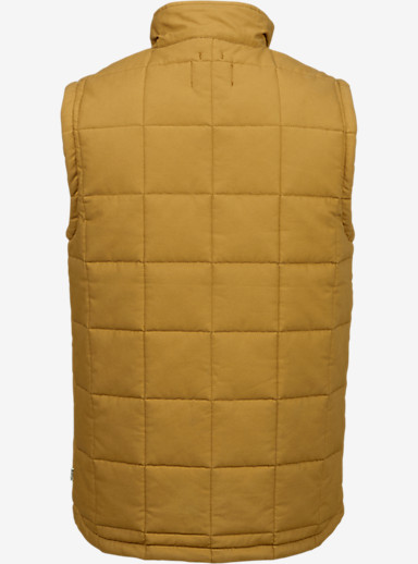 Burton Woodford Vest shown in Woodthrush