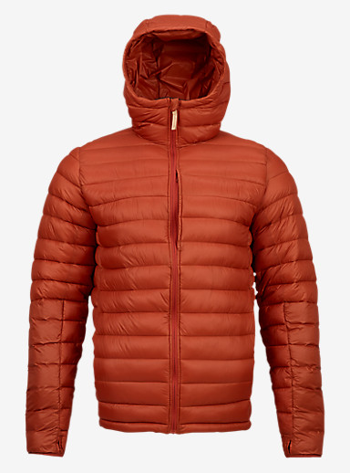 Burton Evergreen Hooded Synthetic Insulator shown in Picante