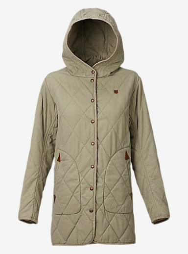 Burton Gemmi Jacket shown in Vetiver