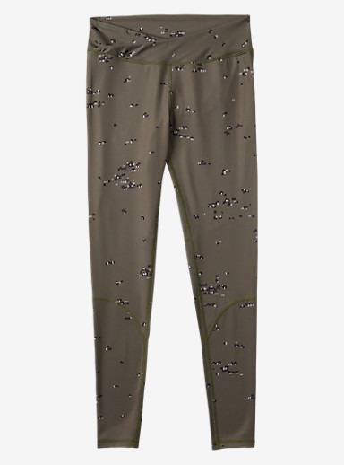 Burton Plasma Legging shown in Keef Fleck Camo