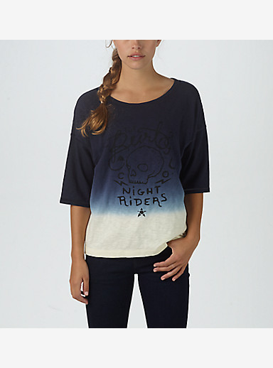Burton Locsha Tee shown in Eclipse
