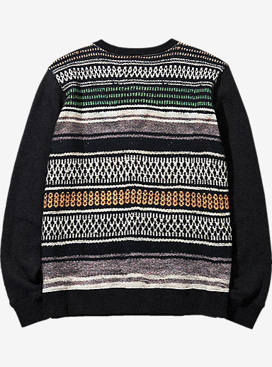 BURTON x NEIGHBORHOOD Breeze Cardigan shown in Black
