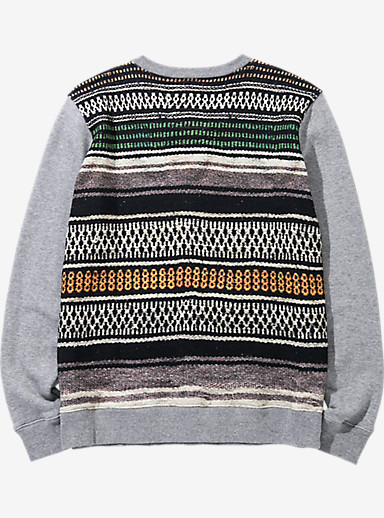 BURTON x NEIGHBORHOOD Breeze Cardigan shown in Heather Gray