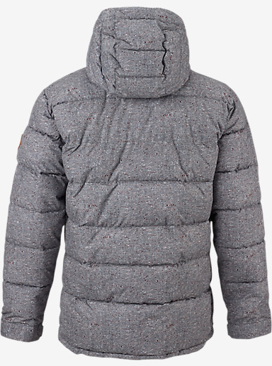 Burton Traverse Jacket shown in Herringbone Print