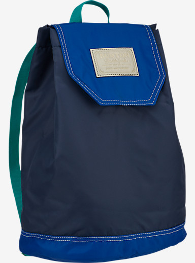 Burton Women's Parcel Backpack shown in Mood Indigo Flight Satin