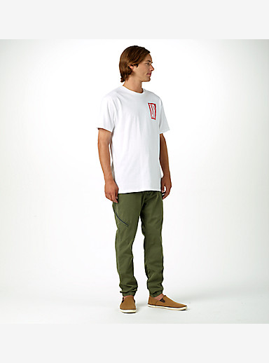 Burton Belvidere Pant shown in Beetle