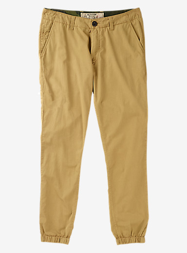 Burton Belvidere Pant shown in Kelp