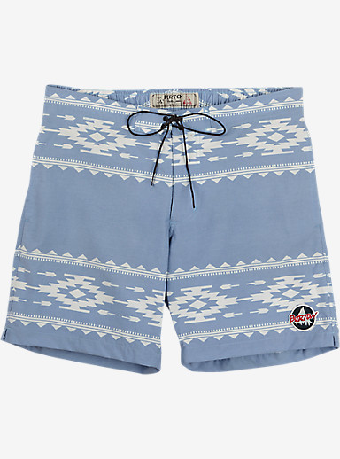 Burton Creekside Boardshort shown in Famish Stripe