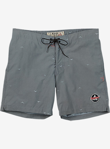 Burton Creekside Boardshort shown in Eclipse Kamakura