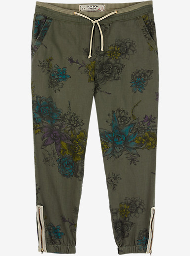 Joy Pant shown in Succulent Camo