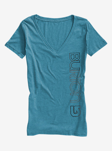 Burton Antidote Short Sleeve T Shirt shown in Hydro Heather