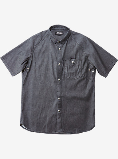 BURTON THIRTEEN Magott  shown in Black Denim