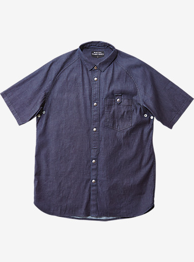 BURTON THIRTEEN Magott  shown in Indigo Denim