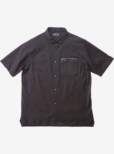 BURTON THIRTEEN Revanche shown in Black