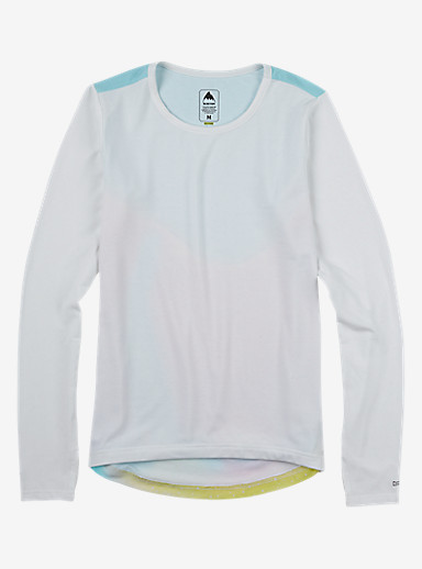 Burton Women's Base Layer Tech Tee shown in Unicorn Tears