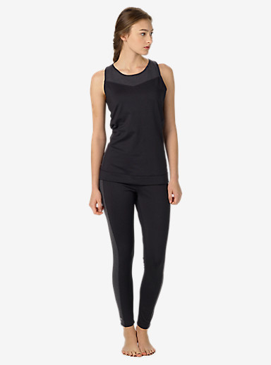 Burton Women's Active Legging shown in True Black