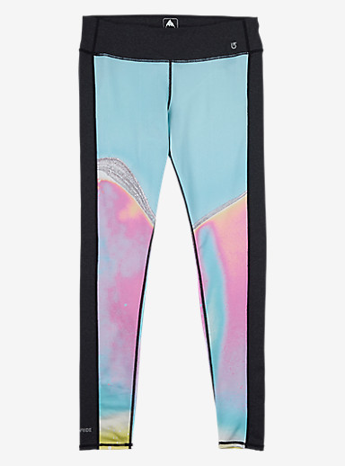 Burton Women's Active Legging shown in Unicorn Tears