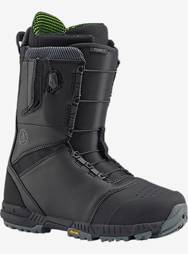 Burton Tourist Snowboard Boot shown in Black