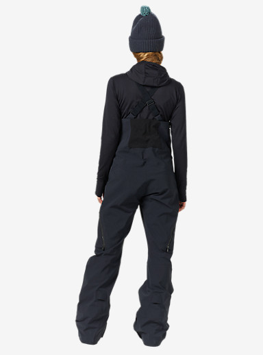 Burton [ak] 3L Kimmy Bib Pant shown in True Black