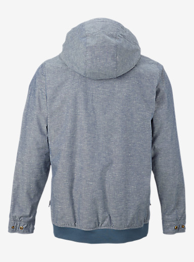 Burton Barracuda Jacket shown in Chambray
