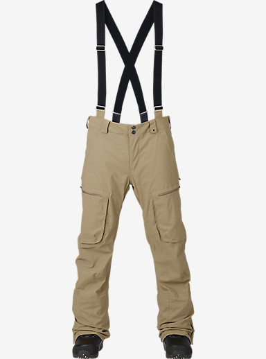 Burton Monitor Pant shown in Kelp