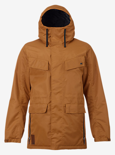 Analog Merchant Jacket shown in Copper