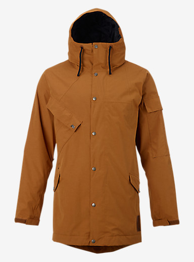 Analog Solitary Jacket shown in Copper