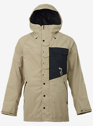 Analog Zenith Jacket shown in Putty / True Black