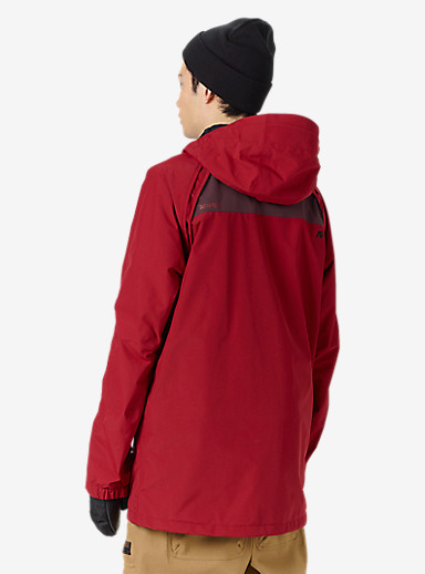 Analog Zenith GORE-TEX® Snowboard Jacket shown in Blood / Deep Purple