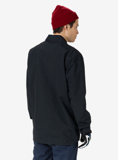 Analog Mantra Jacket shown in True Black