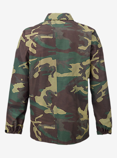 Analog Mantra Jacket shown in Surplus Camo