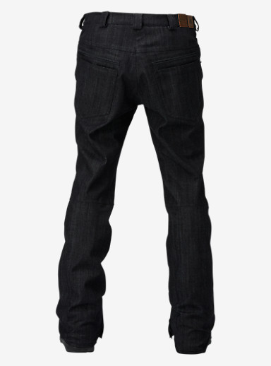 Analog Remer Slim Pant shown in Black Denim