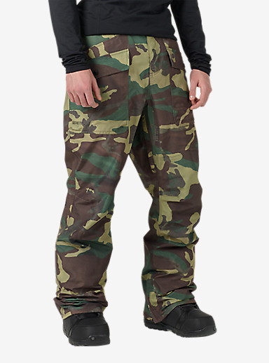 Analog GORE-TEX® Field Pant shown in Surplus Camo
