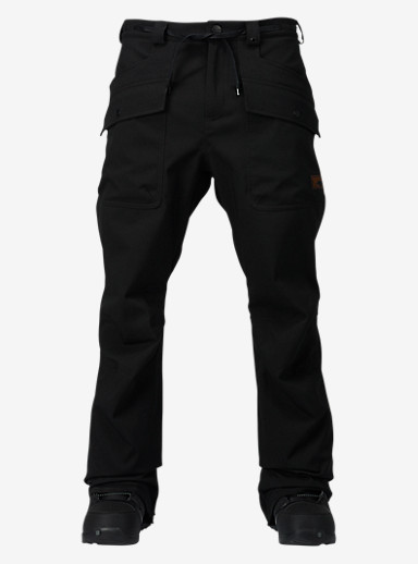 Analog Field Pant shown in True Black