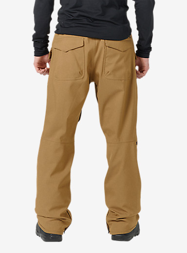 Analog Field Pant shown in Dark Khaki