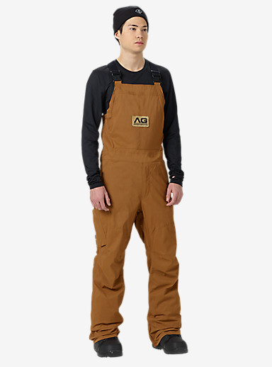 Analog Highmark Bib Pant shown in Copper