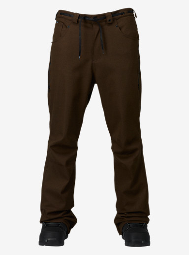 Analog Remer Slouch Pant shown in Bark