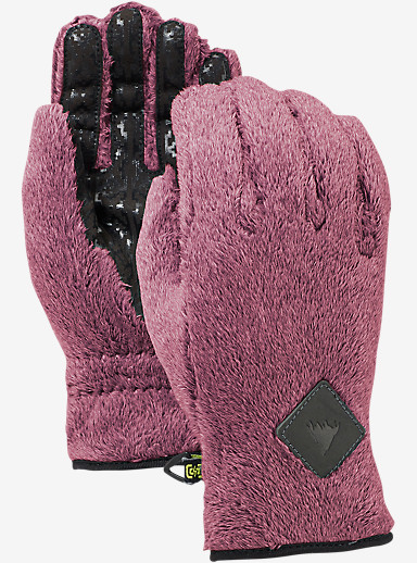 Burton Women's Cora Glove shown in Sangria